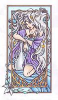 Aquarius by BlueUndine