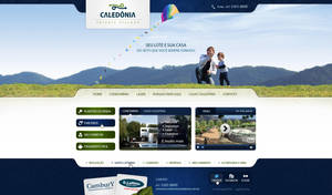 Caledonia Private Village by nfxdesign