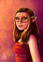 Masquerade Version 2 by megcowley