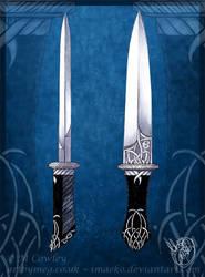 Concept Art - Dagger by megcowley