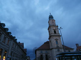 Hugenottenkirche by skotan
