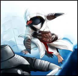 Penguin's Creed by ZombieDaisuke