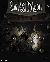 Starvest Moon by Jupeboxgal