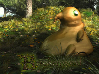 Fatsack of Brackenwood by javiperillas