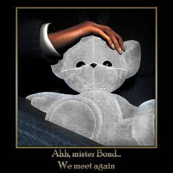 Ahh, mister Bond... by javiperillas