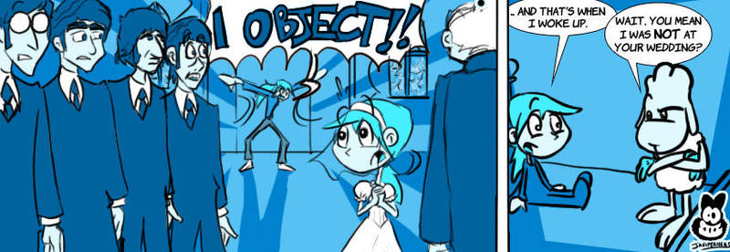 Count your sheep - I OBJECT by javiperillas