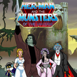 Munsters of the Universe by javiperillas