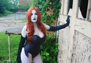 Poison Ivy (BTAS Vers.) - 06 by galaktikmermaid