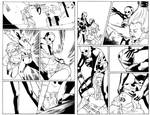 Commish : pages for Rocawayman by wansworld