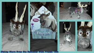 Disney Store Sven from Frozen 16in by Vesperwolfy87
