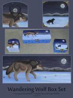 Wandering Wolf Box Set by wolfysilver