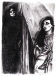 Cabinet of Dr. Caligari by justintcoons