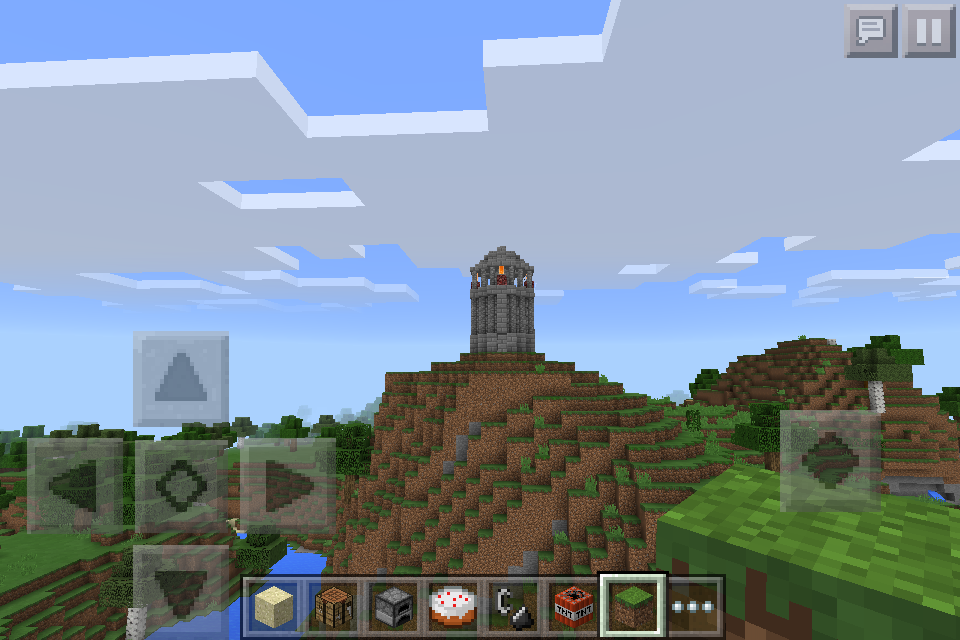 Minecraft Watchtower By Arbiter7734 On Deviantart