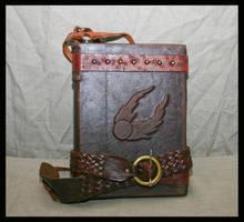 Sigmar prayerbook with comet by Meatshop-Tattoo