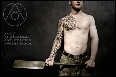 Urnes armor. by Meatshop-Tattoo