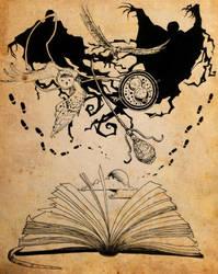 Harry Potter and the Prisoner of Azkaban by Jaguero92