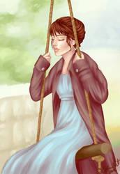Lizzie Bennet by CatieCreates