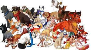 Hunters by LilKyubee