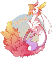 Daybreak (Grotte Primal Auction) CLOSED by LilKyubee