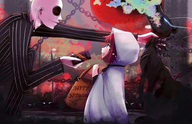 Happy Halloween by Syu-mln