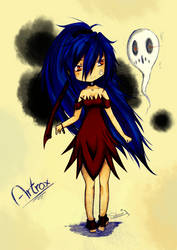 Artrax by Sakenae-STH