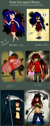 Meme  Before And After by Sakenae-STH