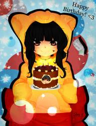 Happy Birthday by Sakenae-STH