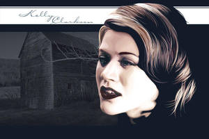Kelly. Clarkson. by davidnanchin