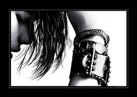 Johnny Depp by davidnanchin