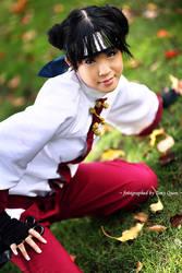 NARUTO - TJ Tenten cosplay by chuwei