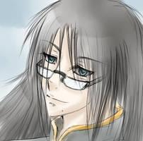 Tsuki-Miko-Free Sketch by Misuzee