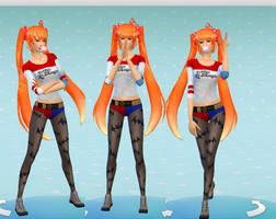 Sims 4 Mod - Osana chan (NOW UP FOR DOWNLOAD) by xxSnowCherryxx