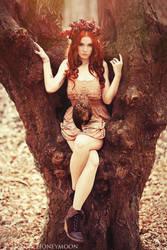 Autumn Goddess II by Fuchsfee-Stock