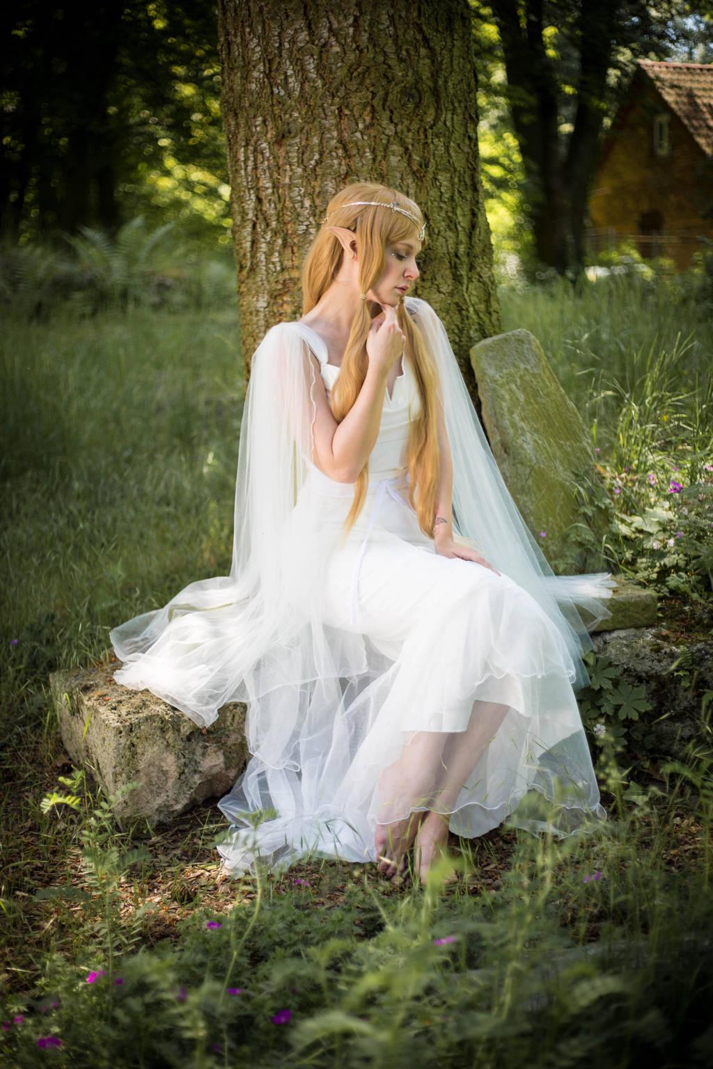 Elven Princess 02 by Fuchsfee-Stock