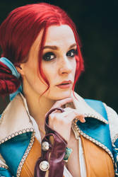 New Triss 02 by Fuchsfee-Stock