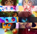 [ Meme ] Eye did it too by Dreamsverse