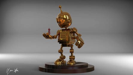 Clank 3D Model by YoruXIII