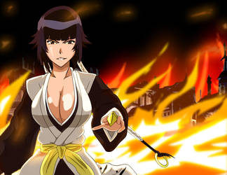 Bleach soi fon hot new look by greengiant2012