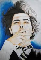 Gerard Way by HeartsSetOnFire
