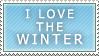 Winter Stamp by Khallysto