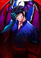 The Devilman by TVegapunk
