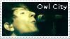 Owl City Stamp by kitkatdogyou