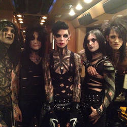 Classic BVB Played tonight at Empire for Halloween by TayTradgedy