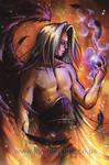 Sephiroth by tifachan