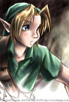 Hyrule's Child by tifachan