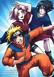 Naruto by tifachan