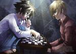 Chess by tifachan