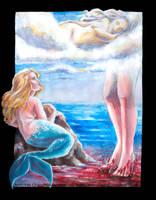 The Little Mermaid by tifachan