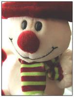 The Snowman by kbearne
