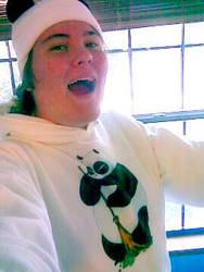 I'm a Panda by LuckyBonecutter